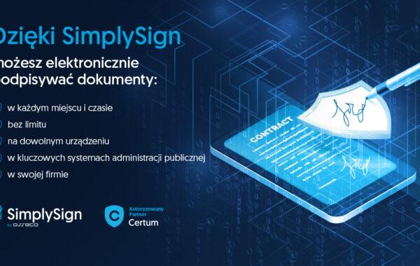 Podpis elektroniczny – pełna ścieżka